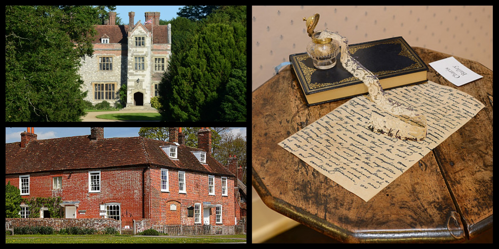 chawton house on jane austen tour
