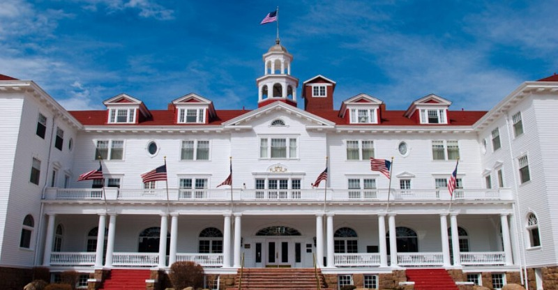 Stanley Hotel haunted house