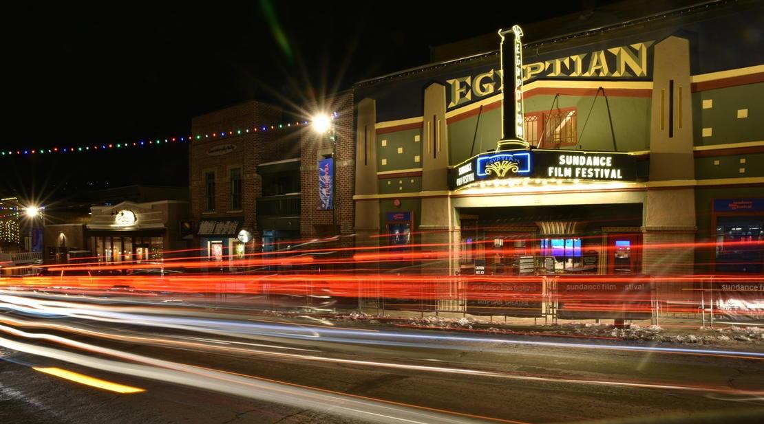 Egyptian theatre home of Sundance film festival