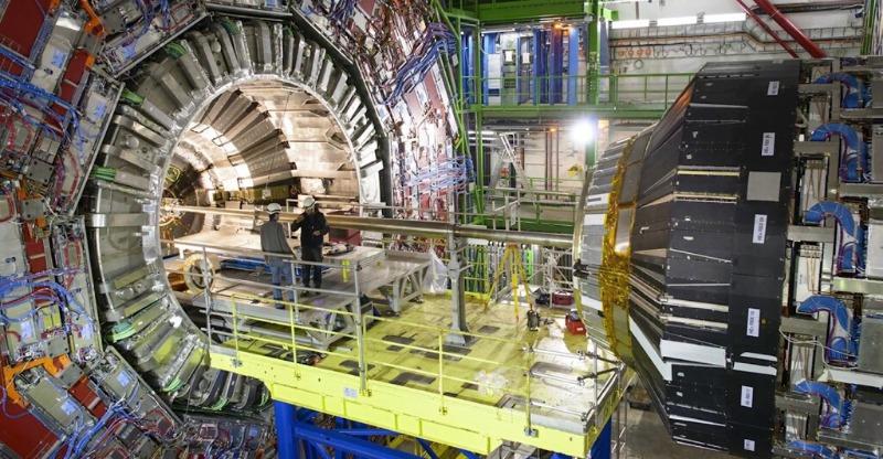 inside of CERN