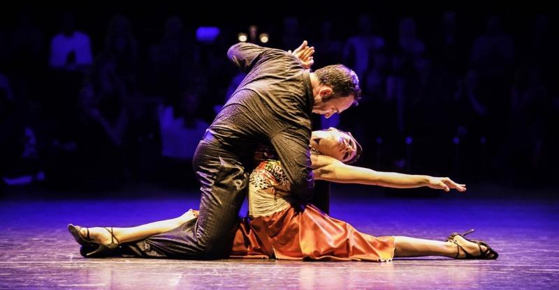 Tango en Punta performance