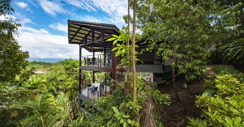 Tulemar Bamboo Villas