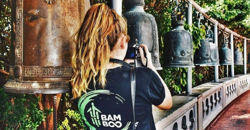 Volunteer with Elephants with We are Bamboo