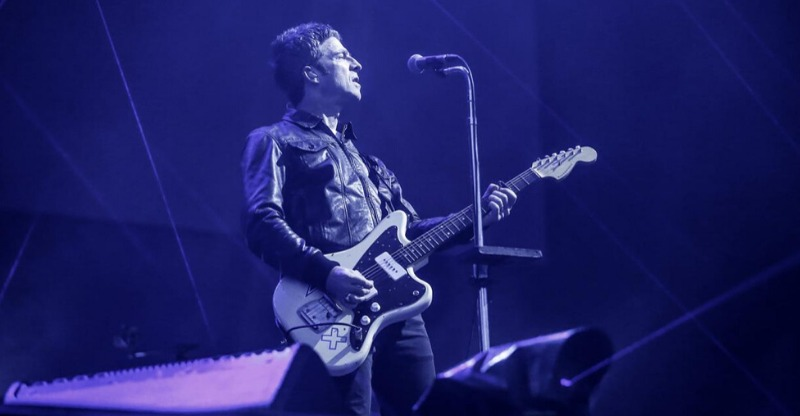Noel Gallagher at Forest Live