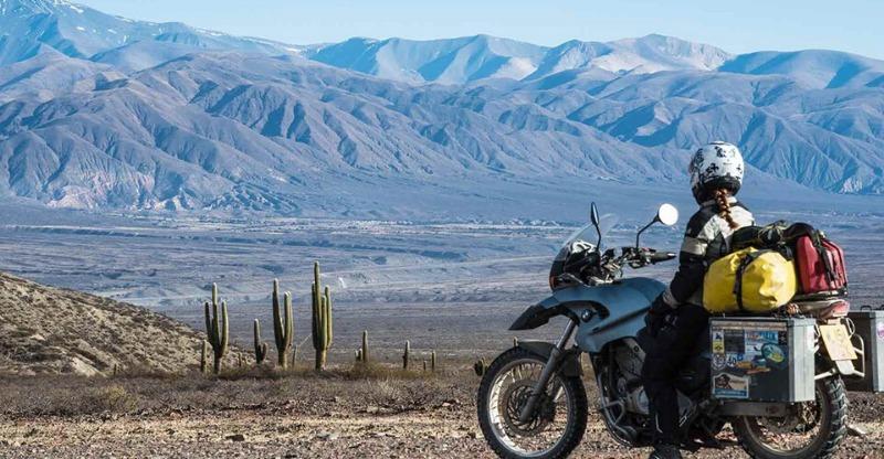 Stunning roads and scenery on Ruta 40