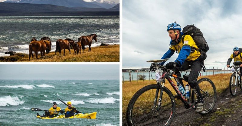 Race to the end of the world Patagonia Expedition