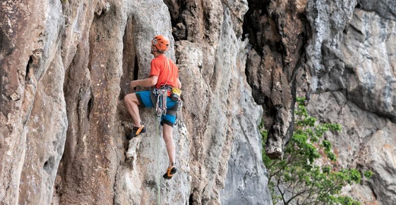 Rock Climbing Sardinia