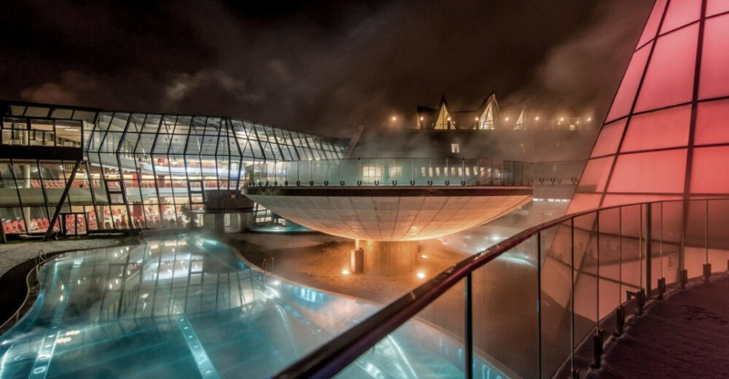 Aqua Dome Thermal Spa Hotel, Tirol