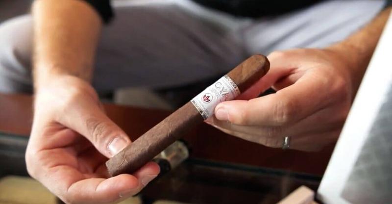 Manmade cigar from Nicaragua