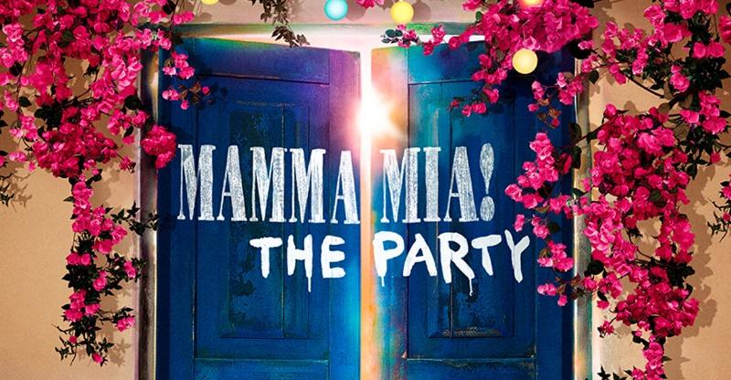 Mamma Mia - The Party Invitation