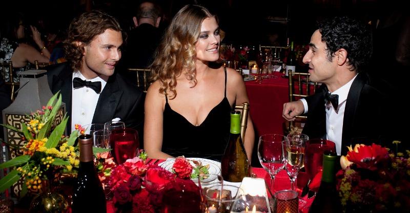 VIPS in attendance at the Metropolitan Opera Opening Gala