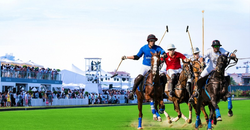 Polo Dubai, teams competing at the Gold Cup