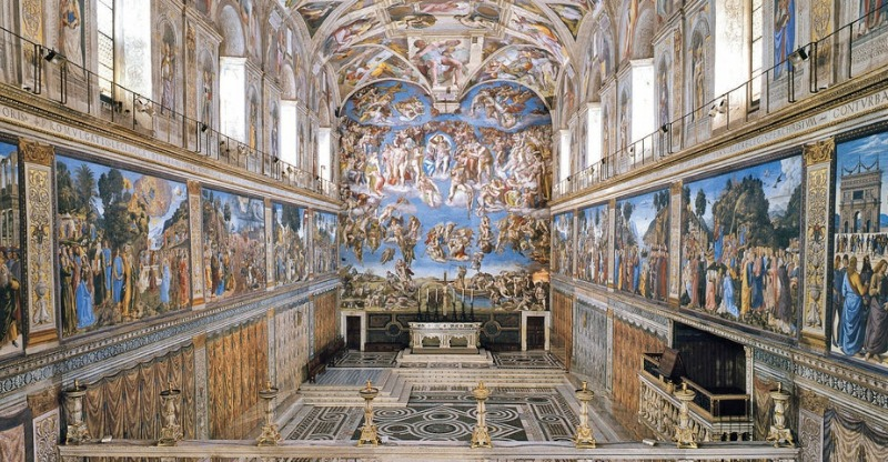 After-Hours Private Vatican Tour Sistine Chapel