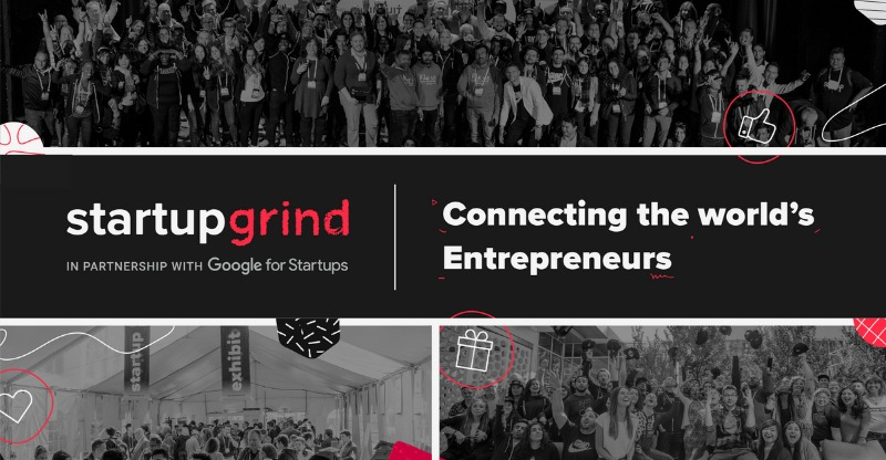 StartUp Grind Global Conference advertisement