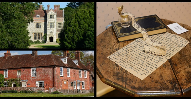 Jane Austen Tour at Chawton House