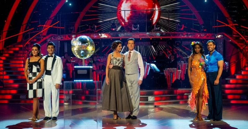 Strictly Come Dancing winners