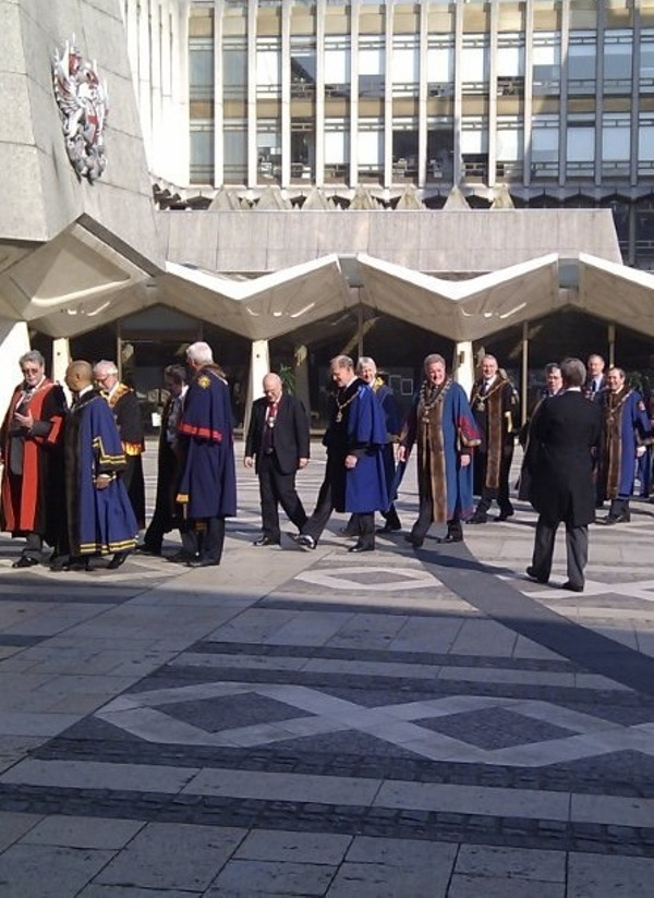 Masters of Livery Companies