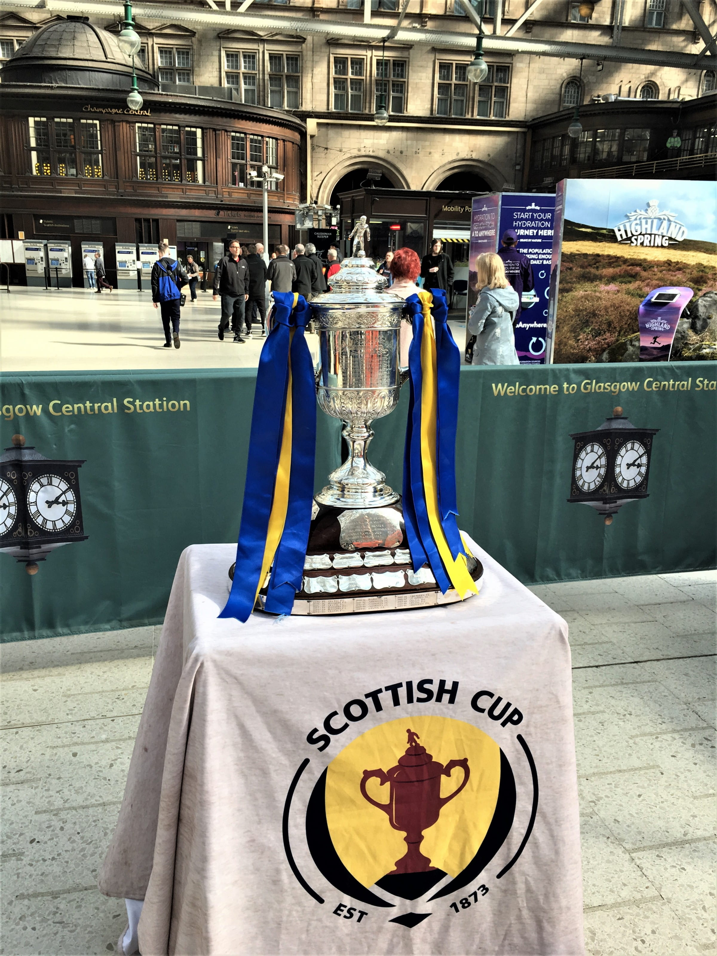 Up for the cup (The Scottish Cup)