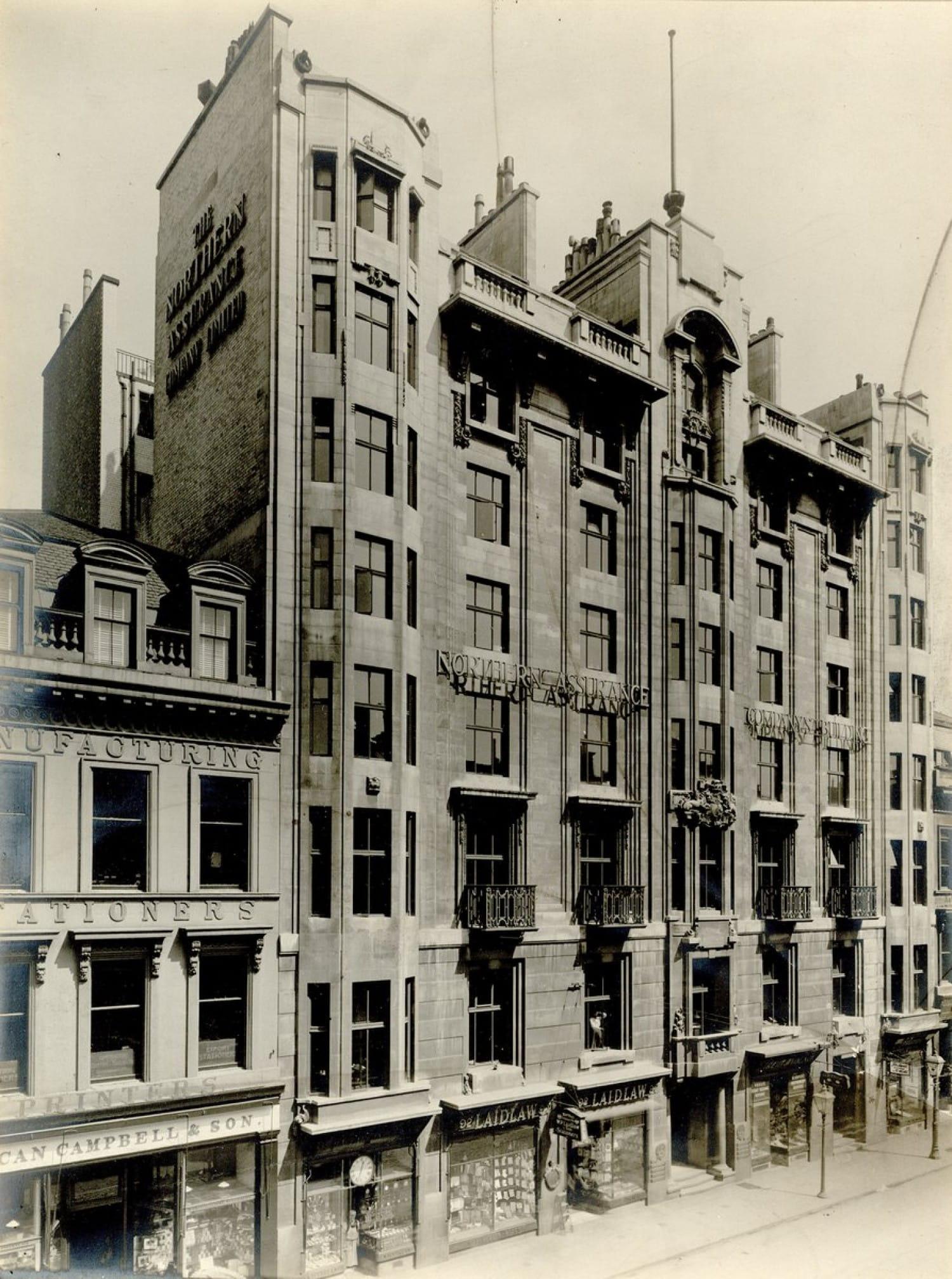 Circa 1910. Picture: heritage.aviva.com
