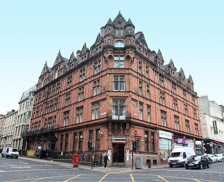 De Quincey House, on the corner of Renfield and West Regent Street