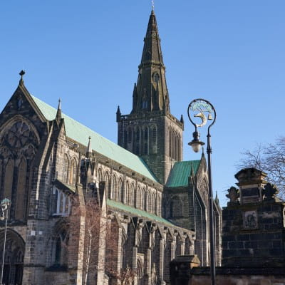Glasgow Cathedral - The City's Early Heart