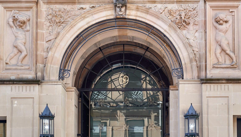 he main doorway. toshiepix