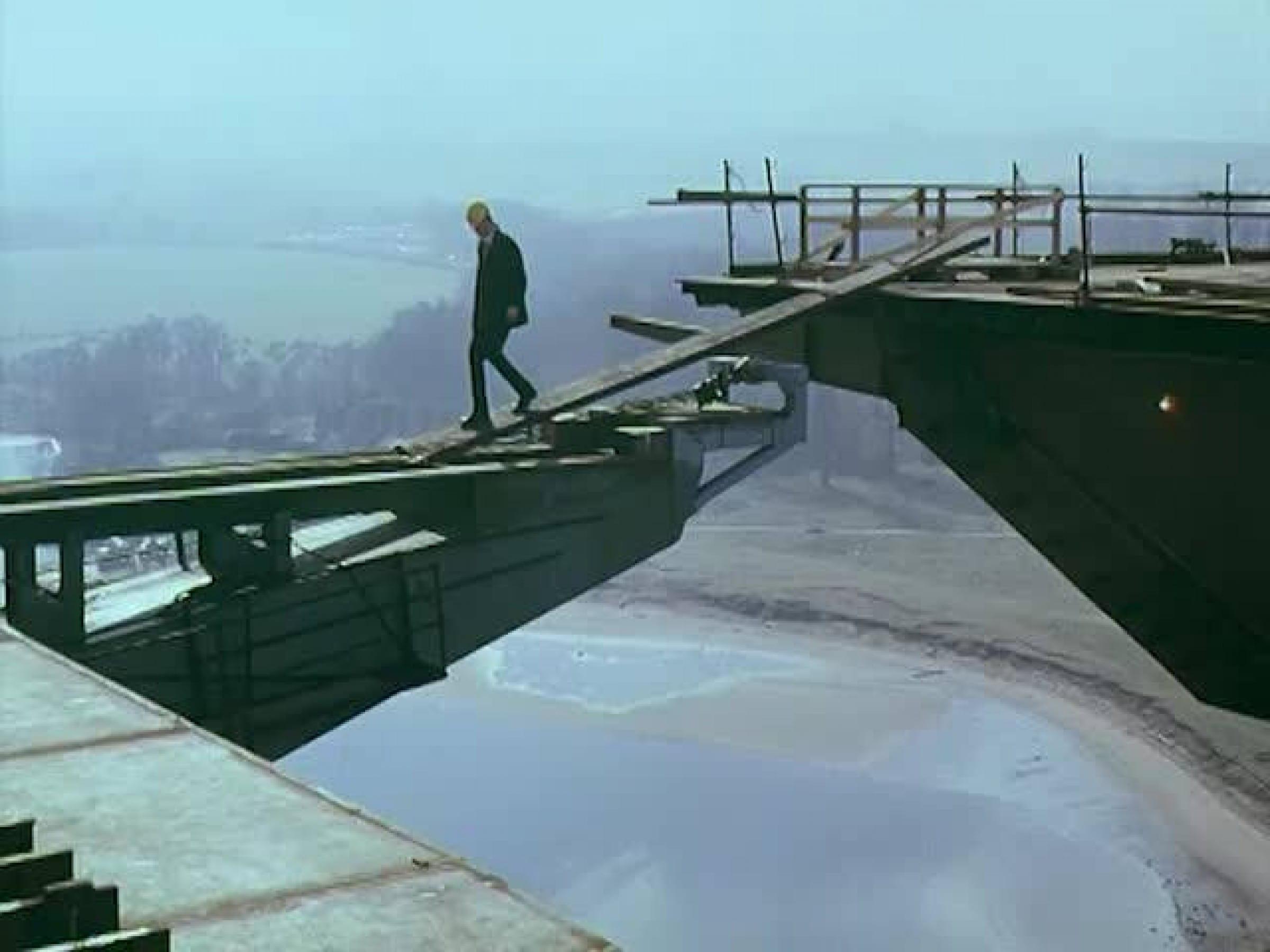 A bridge too far (Erskine Bridge, 1970 (National Library of Scotland))