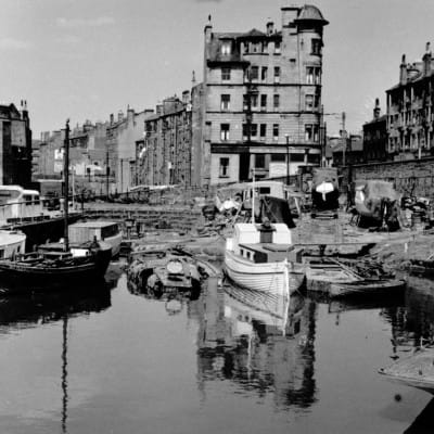 Maryhill Cross - From Bygone Days