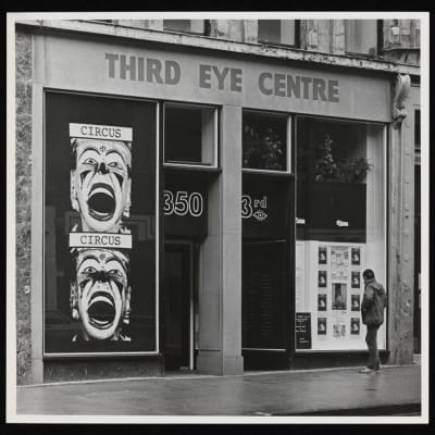 An eye on the past (The Third Eye Centre - now the CCA - in Sauchiehall Street (1978))