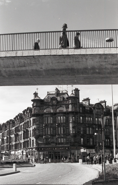 A bridge too far - St George's Mansions