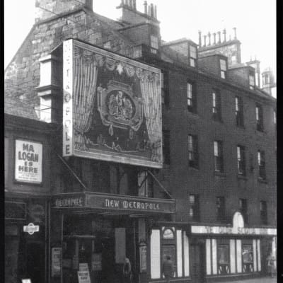 Drama and a dram (The Metropole Theatre and Scotia Bar, Stockwell Street)