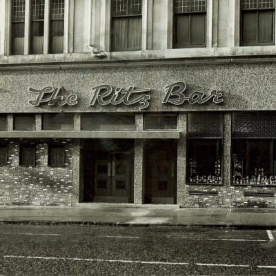Putting on The Ritz (The Ritz Bar, North Street, Charing Cross, 1960 (Newsquest Media Group))
