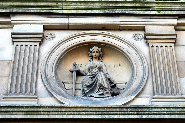 'Justicia'  Picture: toshepix