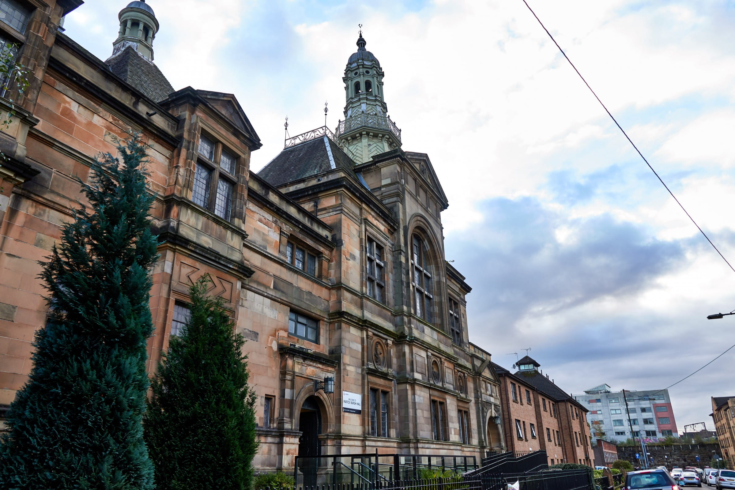 Partickular Partick (Leiper's Burgh Hall Picture: toshepix)
