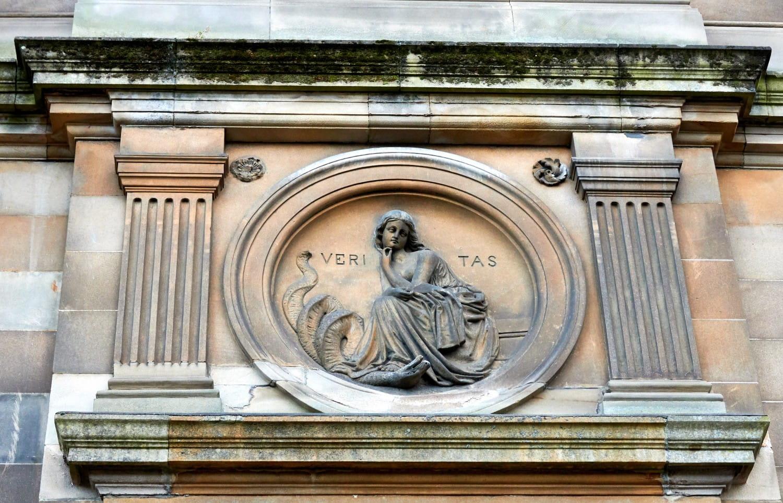'Vertitas' Picture: toshipepix
