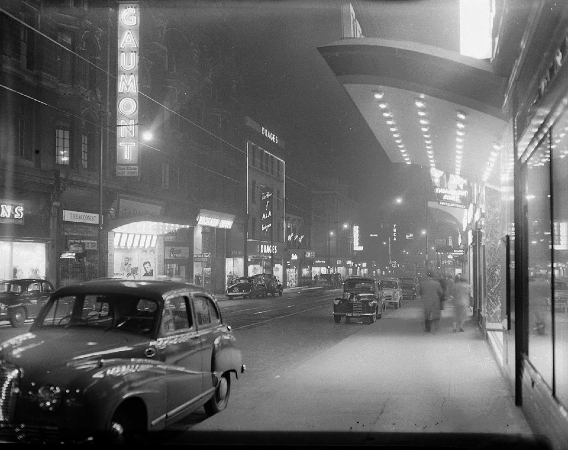 It's a Wonderful Life (Sauchiehall Street, 1954 (Picture: TSPL))