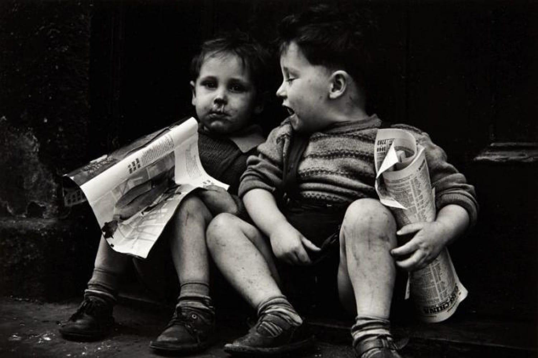 Gorbals boys, 1960s, Joseph McKenzie