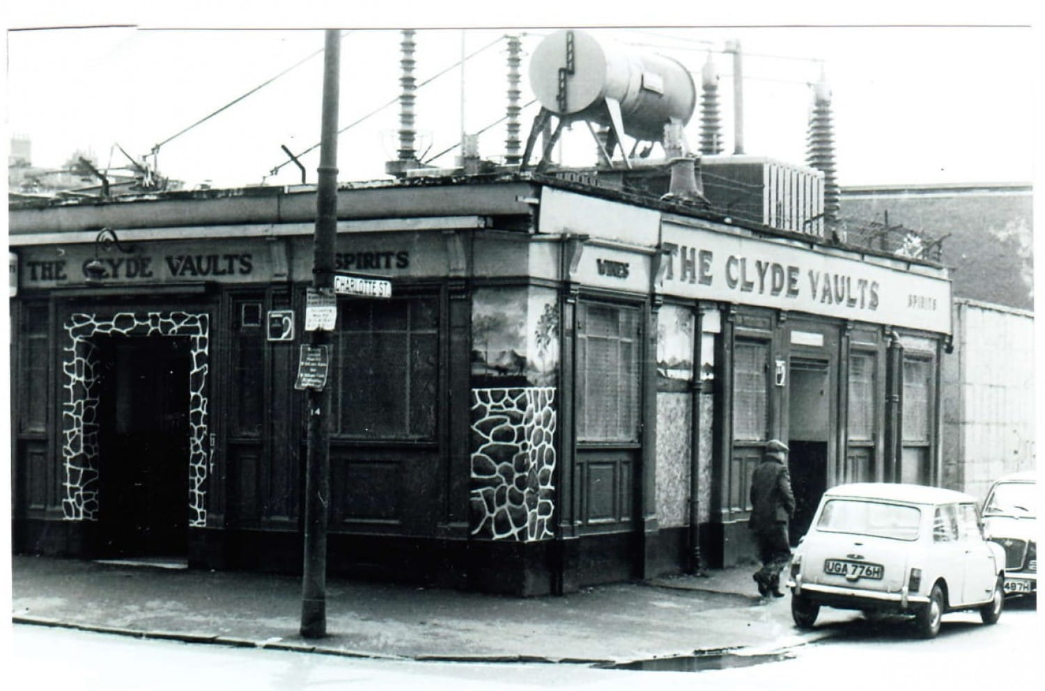 The Clyde Vaults, Gallowgate.
