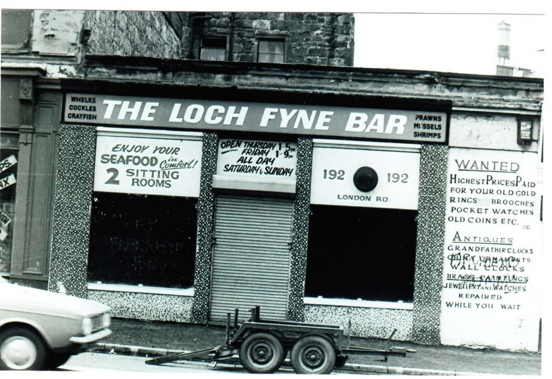 Loch Fyne Seafood Bar,London Road.