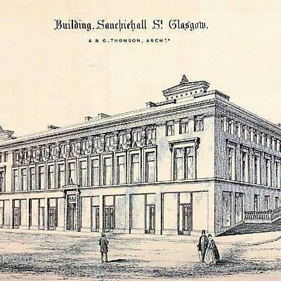Sylvan Sauchiehall Street (Building News (via archiseek))