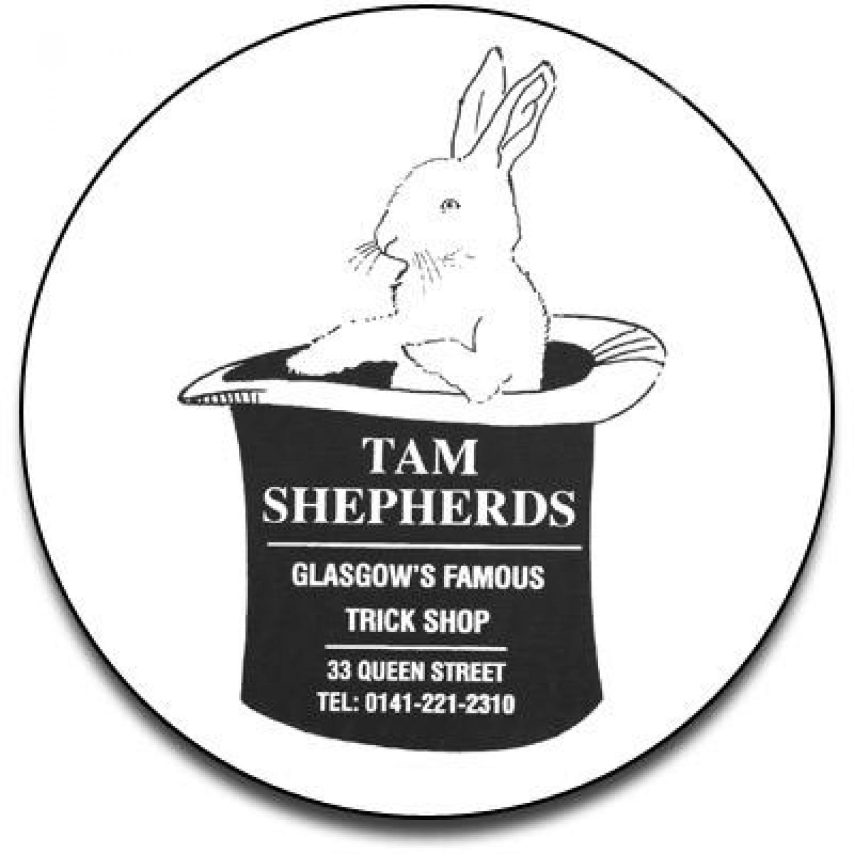 The Tam Shepherd's logo