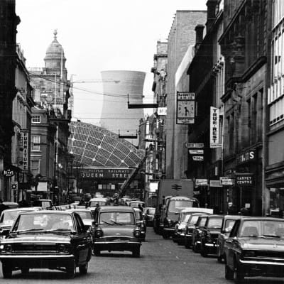 Lumme! (Queen Street, 1965 (Glasgow City Archives))