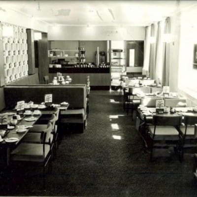 So long, Ceylon (The quiet before the storm. The Ceylon Tea Centre in 1971 (Picture: Newsquest Media Group))
