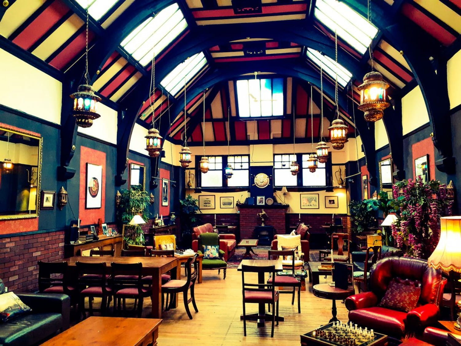 The magnificent interior of the new Ottoman Coffeehouse (Glasgow Live)
