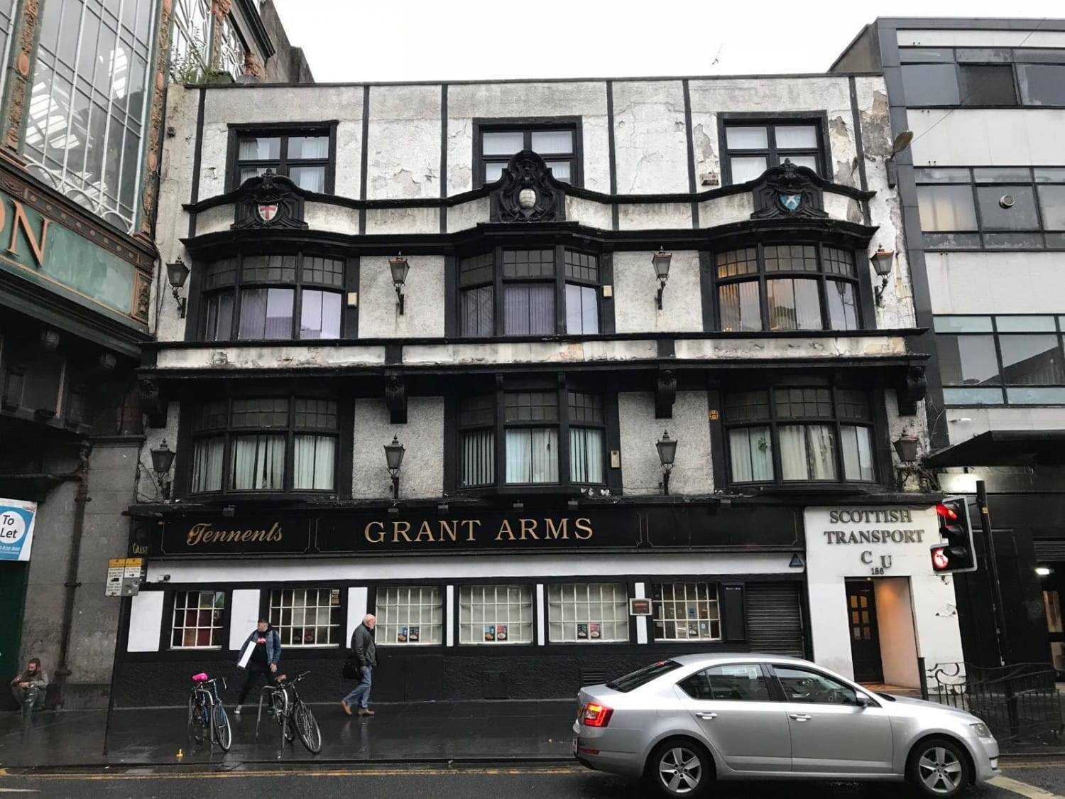 The Grant Arms before (GCHT)