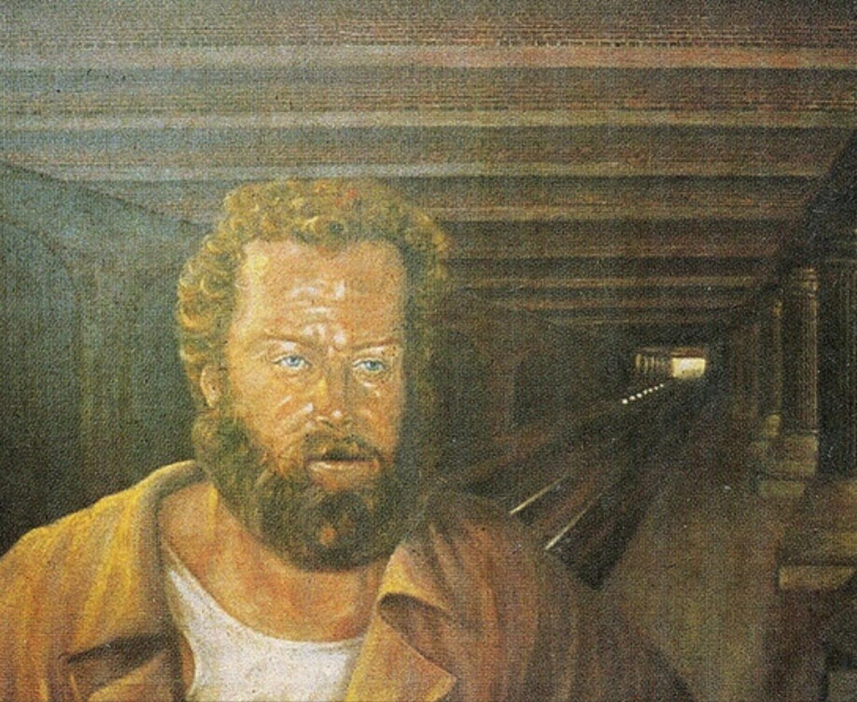 John Kilmartin's haunting portrait of Frank