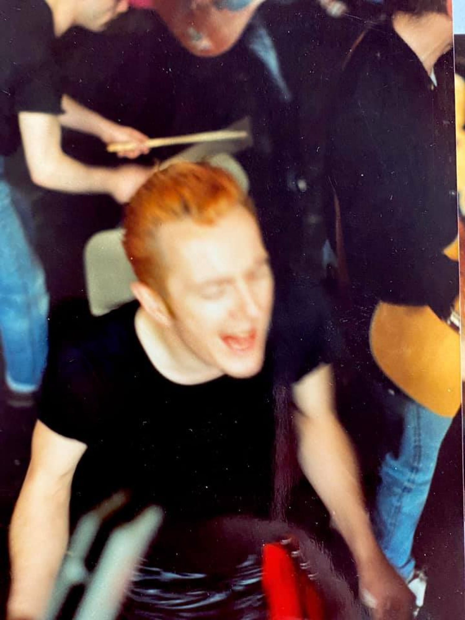 The Clash at the GSA, May 1985 (Picture: Ross Sinclair)