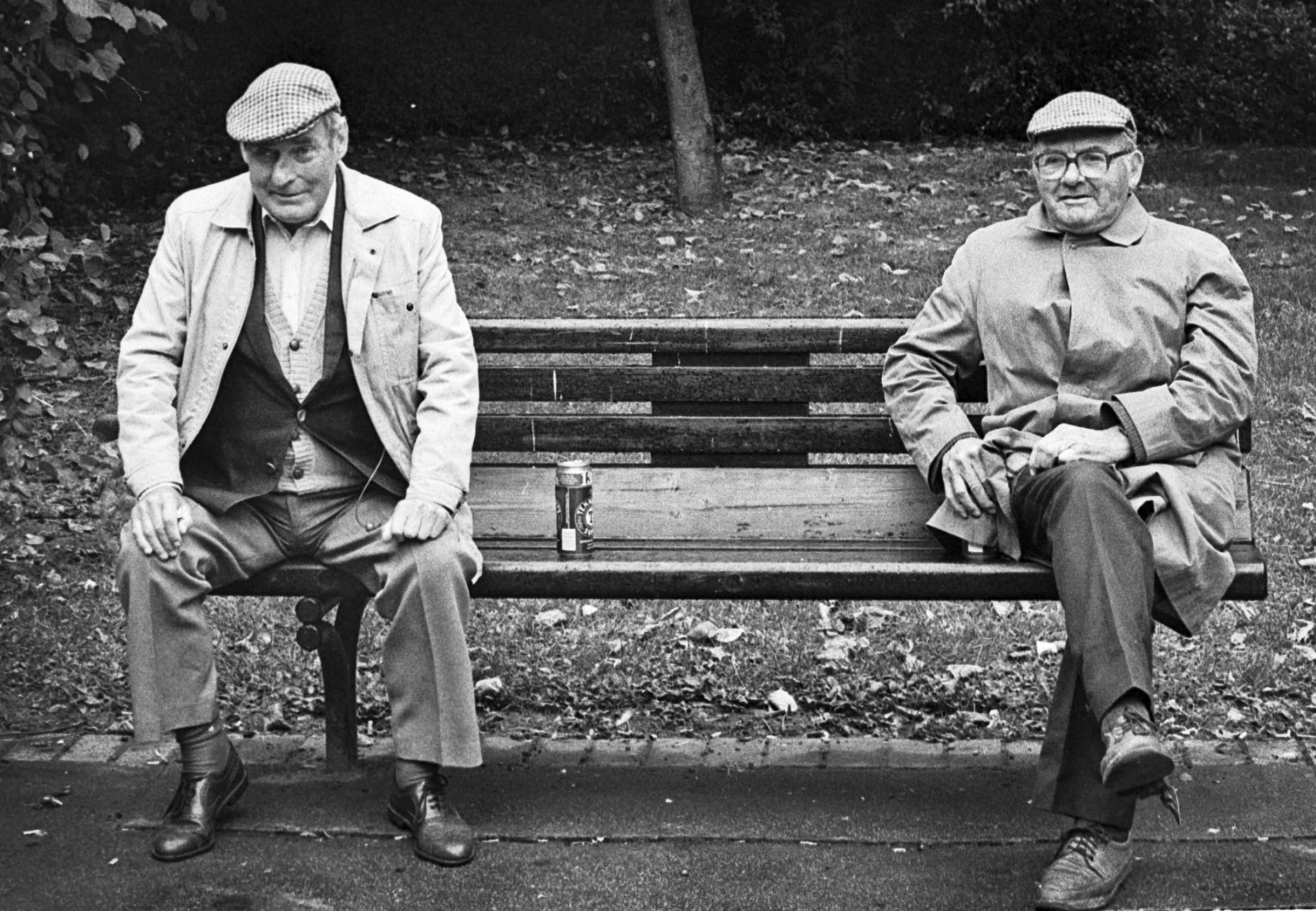 Old pals act (Old pals act (Picture: Campbell Ramage))