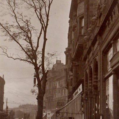 Tree's company (Sauchiehall Street, at Charing Cross, 1892)