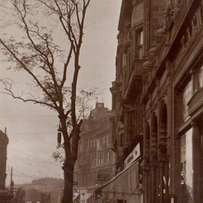 Tree's company (Sauchiehall Street, at Charing Cross, 1892)